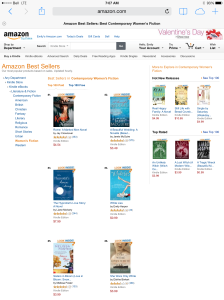 White Lies- Women's Fiction Bestseller