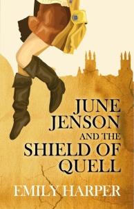 June Jenson's adventure begins in April!