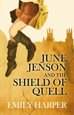 June Jenson's adventure begins in April!